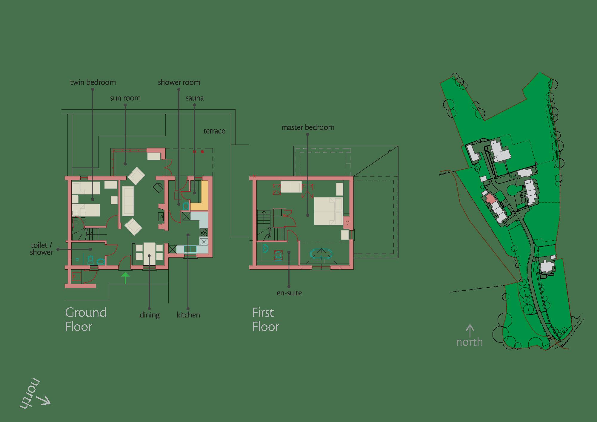 Plan - Beili