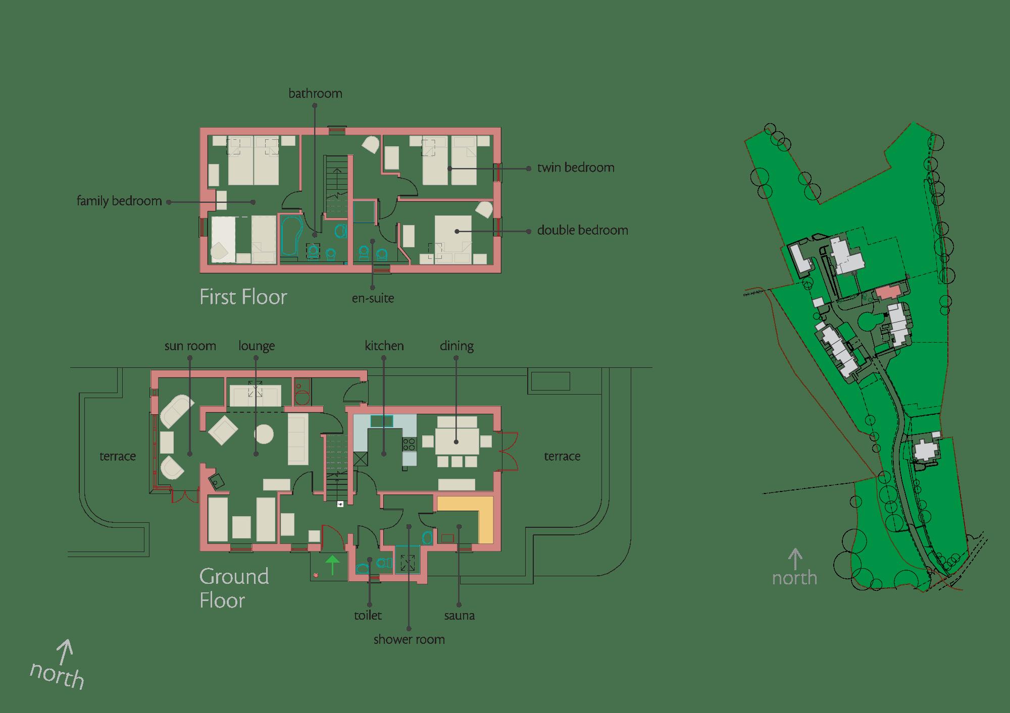 Plan - Hafod