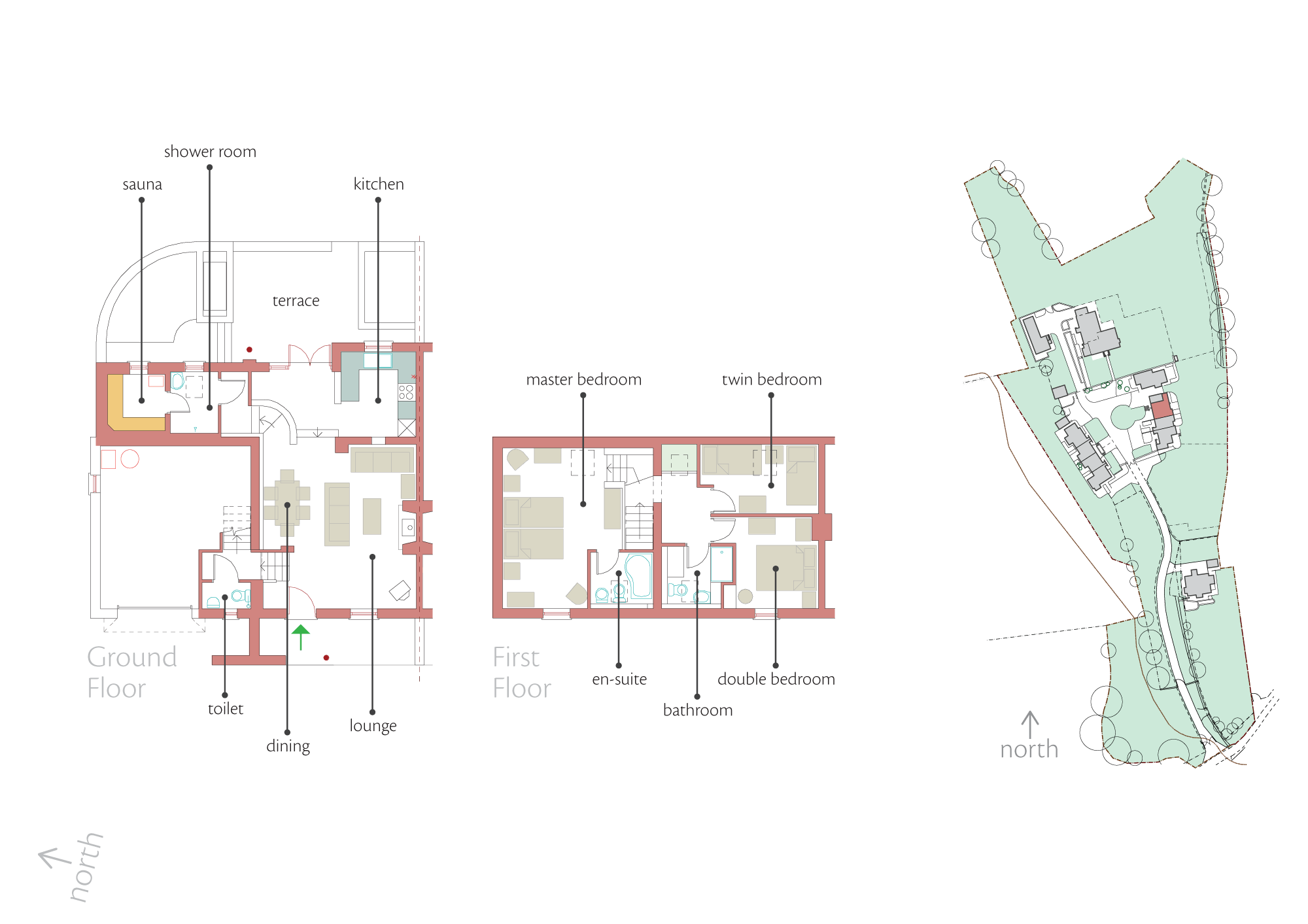 Plan - Nythfa