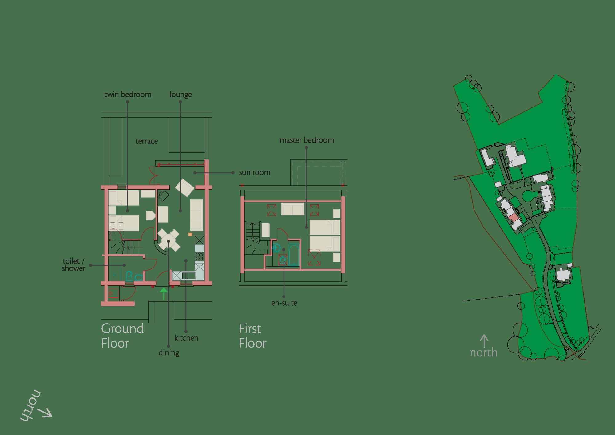 Plan - Tyddyn