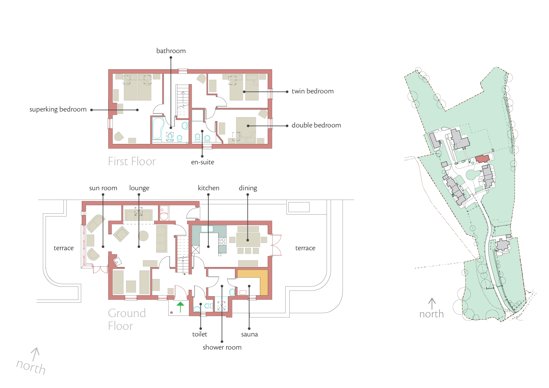 Plan - Hafod 2021